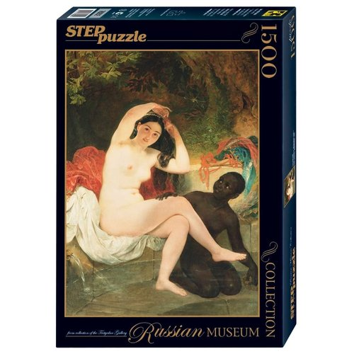 Купить Пазл Step puzzle Русские музеи Вирсавия (83202), 1500 дет., Пазлы