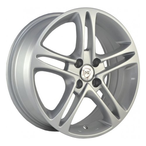 Фото - Колесный диск NZ Wheels SH669 7x17/5x114.3 D60.1 ET45 Silver колесный диск nz wheels sh669 7x17 5x112 d57 1 et43 silver