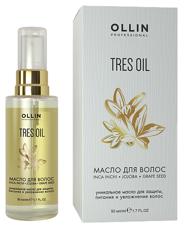 OLLIN Professional Tres Oil Масло для волос