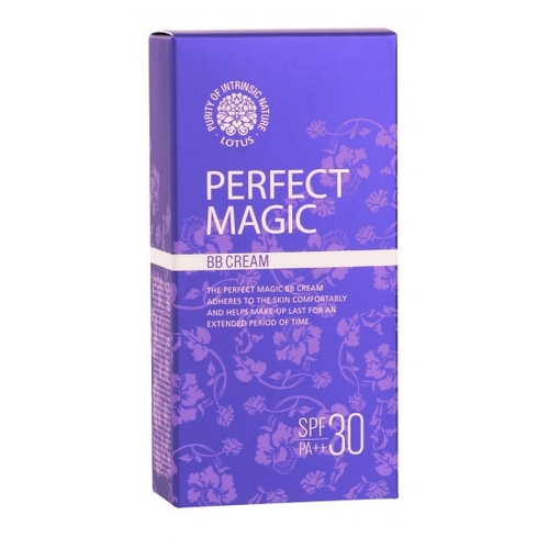 Welcos Lotus BB крем Perfect Magic SPF30 50 мл