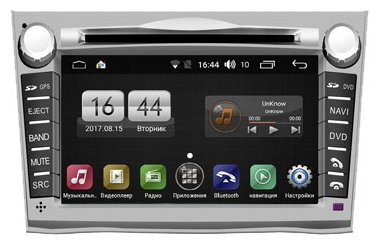 FarCar s170 Subaru Legacy, Outback Android (L061)