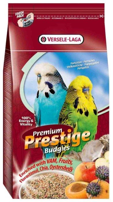Versele-Laga корм Prestige PREMIUM Budgies для волнистых попугаев 1000 г
