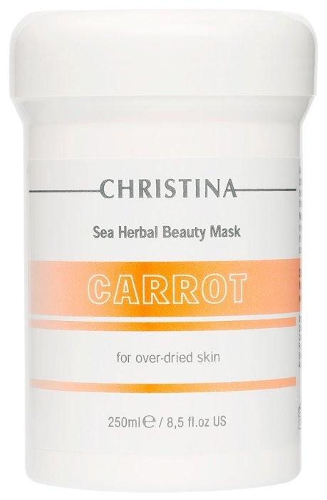 Christina Sea Herbal маска красоты Морковь