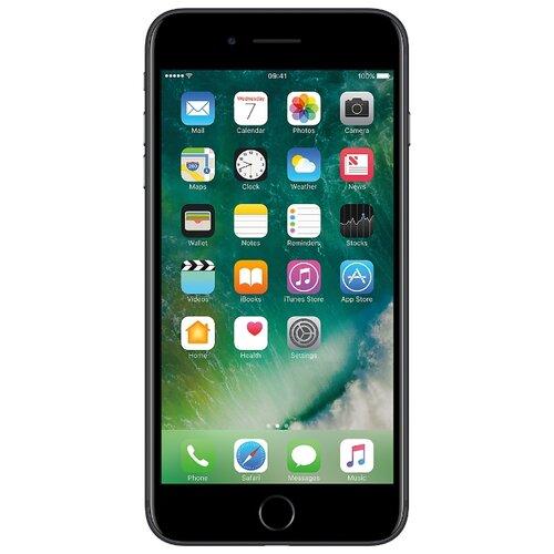 Смартфон Apple iPhone 7 Plus 32GB черный (MNQM2RU/A) смартфон apple iphone 7 32gb gold mn902ru a