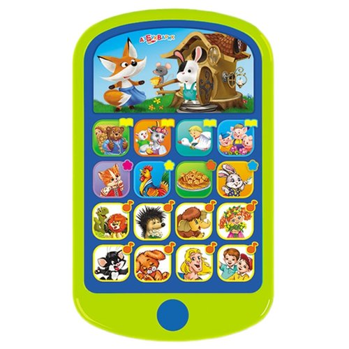 Интерактивная развивающая игрушка Азбукварик Мультиплеер Чудо-Сказочка. Терем-теремок зеленый интерактивная развивающая игрушка азбукварик мультиплеер песенки в шаинского зеленый