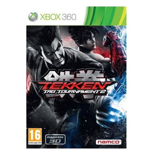 Игра для Xbox 360 Tekken Tag Tournament 2 русские субтитры