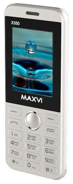 MAXVI Телефон MAXVI X350