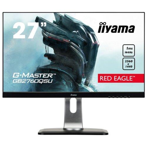 Купить Монитор Iiyama G-Master GB2760QSU-1 27 черный