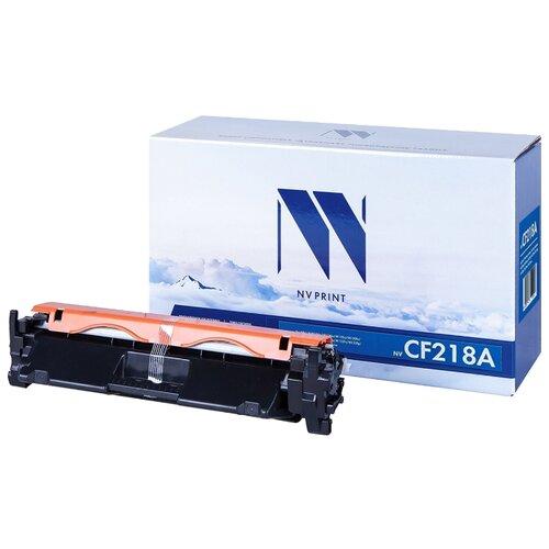 Фото - Картридж NV Print CF218A для HP, совместимый картридж nv print q7581a для hp