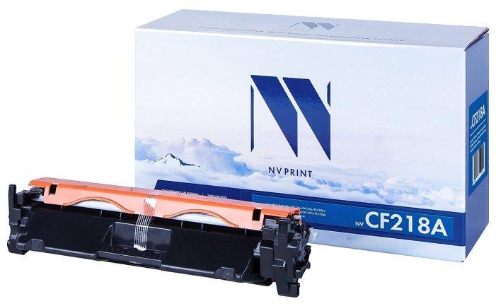 Картридж NV Print CF218A для HP, совместимый — купить по выгодной цене на Яндекс.Маркете