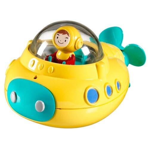 Игрушка для ванной Munchkin Подводная лодка (11580) желтый