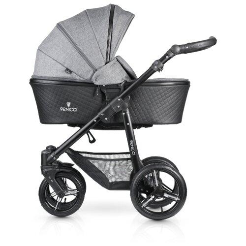 Купить Универсальная коляска Venicci Shadow (2 в 1) denim grey, Коляски