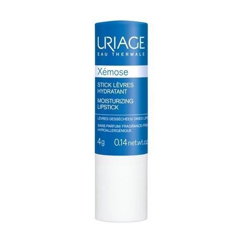 Uriage Стик для губ Xemose Увлажняющий uriage ксемоз увлажняющий стик для губ 4 г uriage xemose