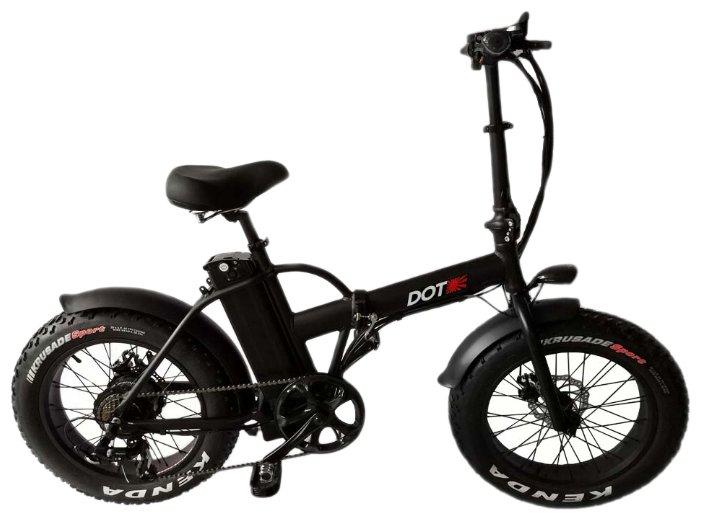 Велосипед для взрослых DOTABIKE Alient