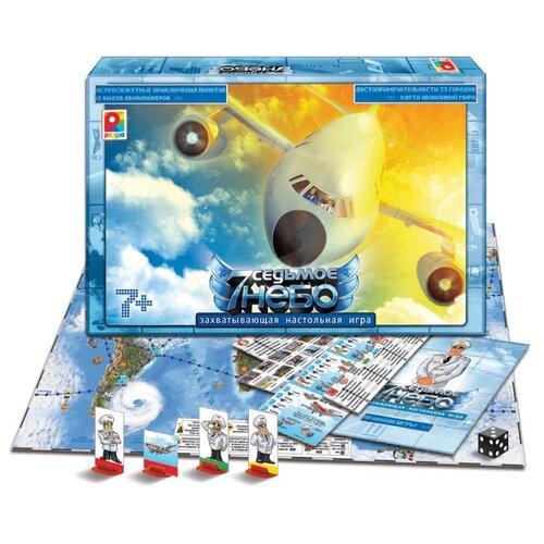 Настольная игра Радуга Седьмое небо С-709 детский матрас седьмое небо султан фаворит