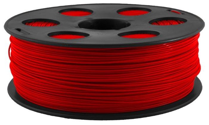 PLA пруток BestFilament 1.75 мм красный