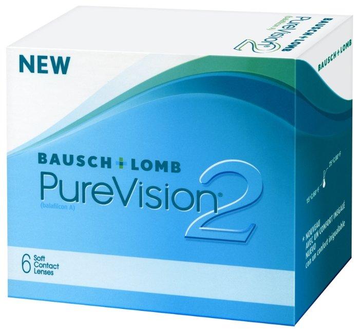 Bausch & Lomb PureVision 2 (6 линз)