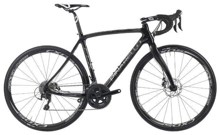 Велосипед для взрослых Pinarello FCX Hydro 105 5800 Vision Team 30 Disc (2017)