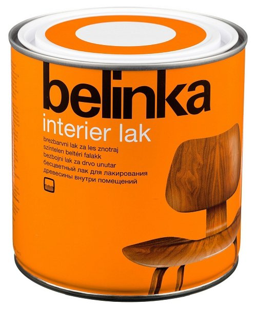 Belinka Interier Lak (0.75 л)