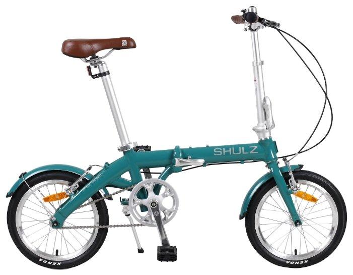 Велосипеды Складные Shulz Hopper 1 (2018)