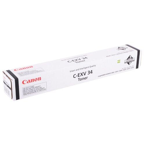 Фото - Картридж Canon C-EXV34 BK (3782B002) canon c exv54 bk черный