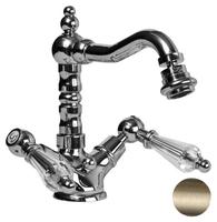 Двухрычажный смеситель для биде CEZARES Diamond BS2-02-Sw