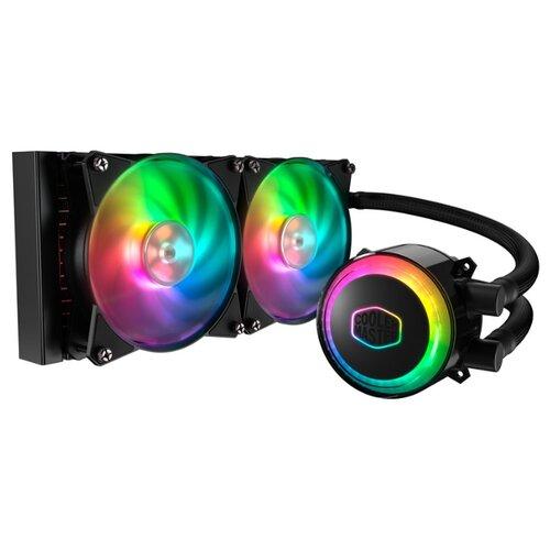 Система водяного охлаждения для процессора Cooler Master MasterLiquid ML240R RGB