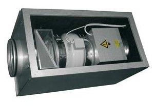 Вентиляционная установка DVS OTA 160/2000