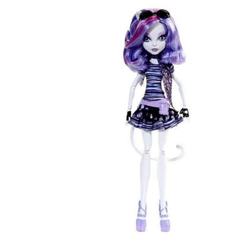 Кукла Monster High Скариж город страхов Катрин Де Мяу, 27 см, Y7295