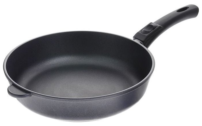 Сковорода НЕВА МЕТАЛЛ ПОСУДА Особенная 28 см (съёмная ручка)