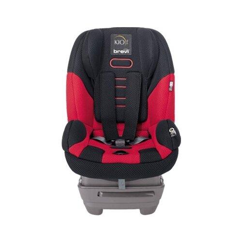 Купить Автокресло группа 1 (9-18 кг) Brevi Kio, черный/красный, Автокресла