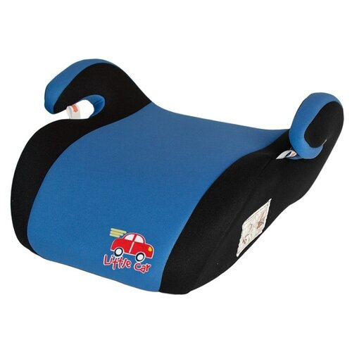 Бустер группа 2/3 (15-36 кг) Little Car Smart, синий автокресло группа 1 2 3 9 36 кг little car ally с перфорацией черный