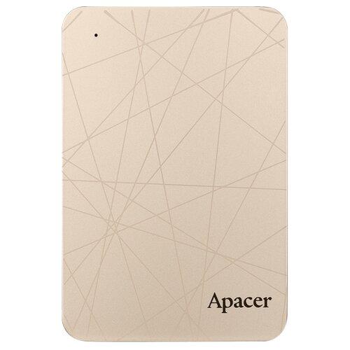 Внешний SSD Apacer ASMini Portable Mini 240 GB бежевый