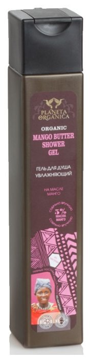 Гель для душа Planeta Organica Mango butter