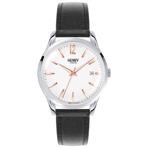 henry cotton s бермуды Наручные часы HENRY LONDON HL39-S-0005