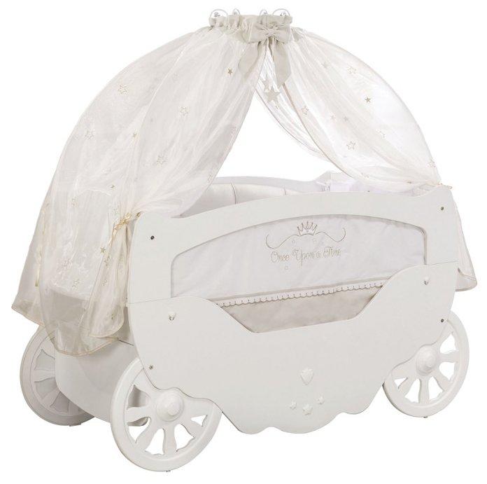 Кроватка Cilek Fairy (карета)