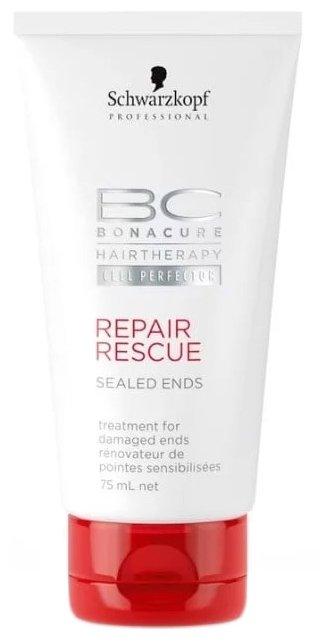 BC Bonacure Repair Rescue Сыворотка для секущихся кончиков волос — купить по выгодной цене на Яндекс.Маркете