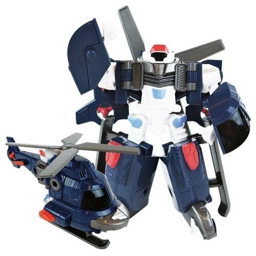 Купить Трансформер YOUNG TOYS Tobot Adventure Mini Y 301045 синий/белый, Роботы и трансформеры