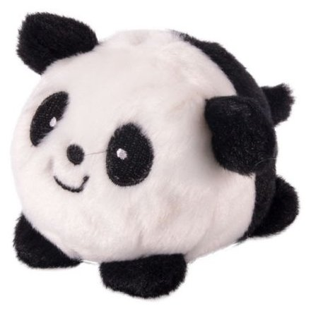 Мягкая игрушка Button Blue Мячик-панда 7 см