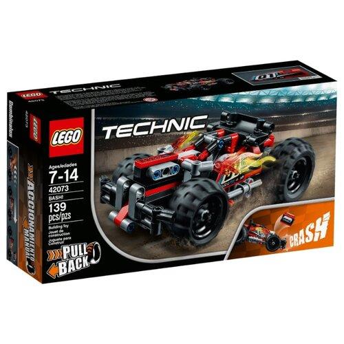 Купить Конструктор LEGO Technic 42073 Красный гоночный автомобиль, Конструкторы