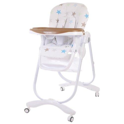 Купить Стульчик для кормления Baby Care Trona brown, Стульчики для кормления