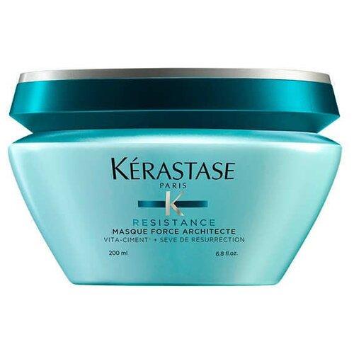 Купить Kerastase Resistance Force Architecte [1-2] Восстанавливающая маска для сильно поврежденных волос, 200 мл
