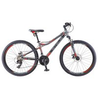 Горный велосипед Stels Navigator 610 MD 26 V040 (2018)