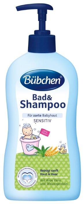 Bubchen Шампунь и средство для купания младенцев