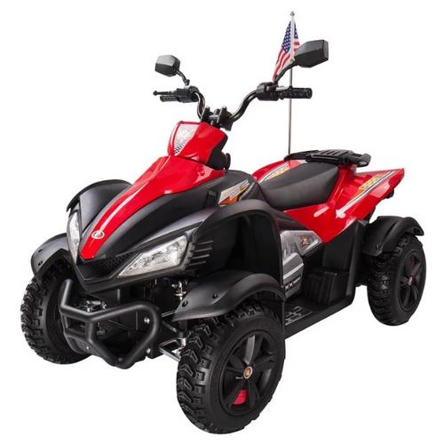 Купить Toyland Квадроцикл 268A, красный, Электромобили