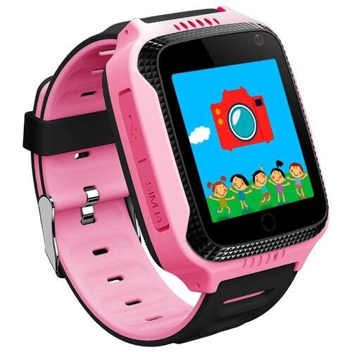 Детские умные часы Smart Baby Watch Q65 / T7, розовый детские умные часы smart baby watch df25g голубые