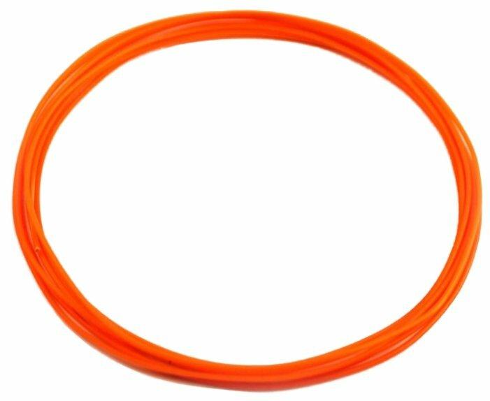 МАСТЕР-ПЛАСТЕР PLA пруток Мастер Пластер 1.75 мм оранжевый
