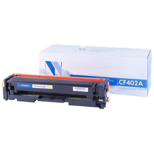 Фото - Картридж NV Print CF402A для HP, совместимый картридж nv print cb383a для hp совместимый