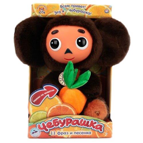 Мягкая игрушка Мульти-Пульти Чебурашка с апельсином 25 смМягкие игрушки<br>