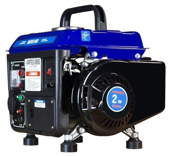 Бензиновый генератор Varteg G950 (600 Вт)